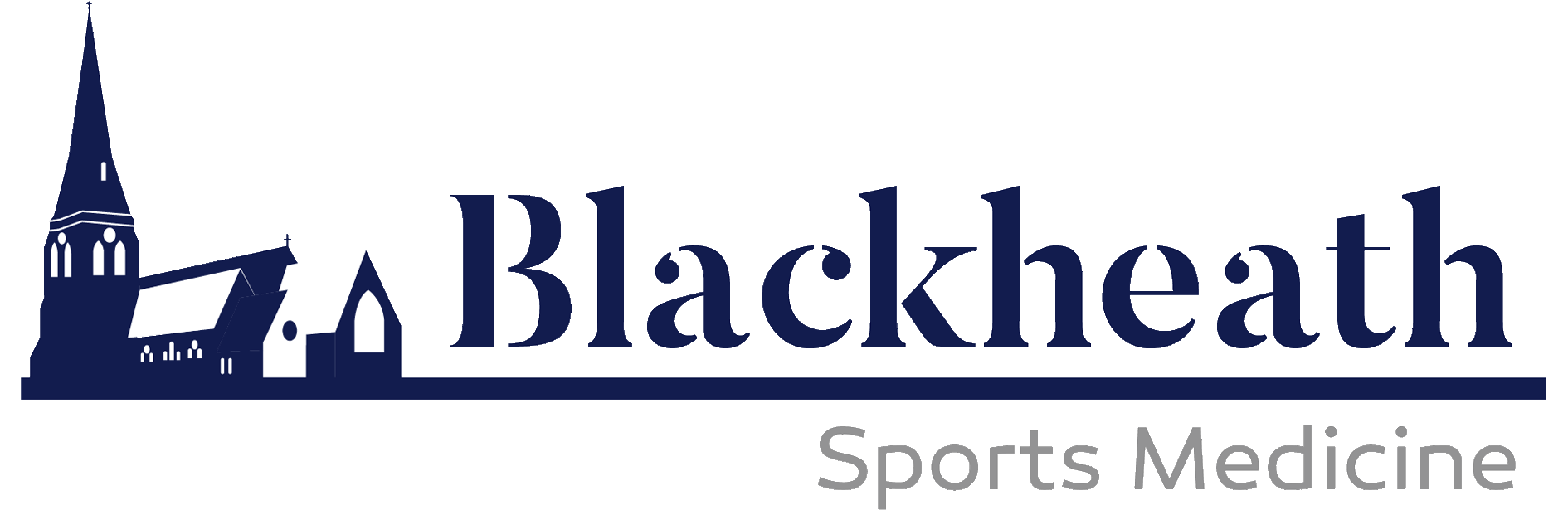 Blackheath London Bridge Sports Medicine Logo